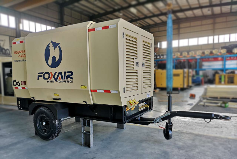 FOXAIR AIR COMPRESSOR