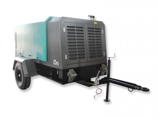 Mobiel Air Compressor